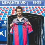 Fichaje del jugador libanés Elie Joe Saade  por el Levante UD a través del nuestro programa Talent ONE