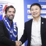 Quique Sánchez Flores, el nuevo entrenador del Shanghai Greenland Shenhua - Toldrá Asia Consulting